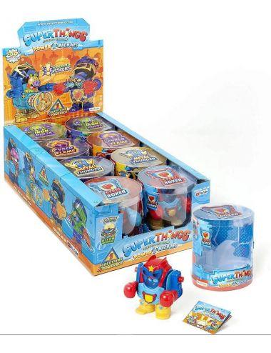 Super Things Power Machines PowerBot Seria 7 Robot Figurki Zings