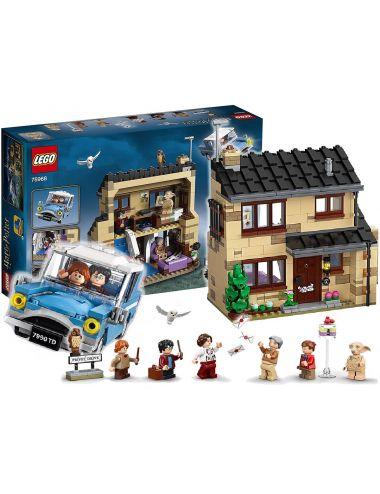 LEGO HARRY POTTER Privet Drive 4 Klocki 75968