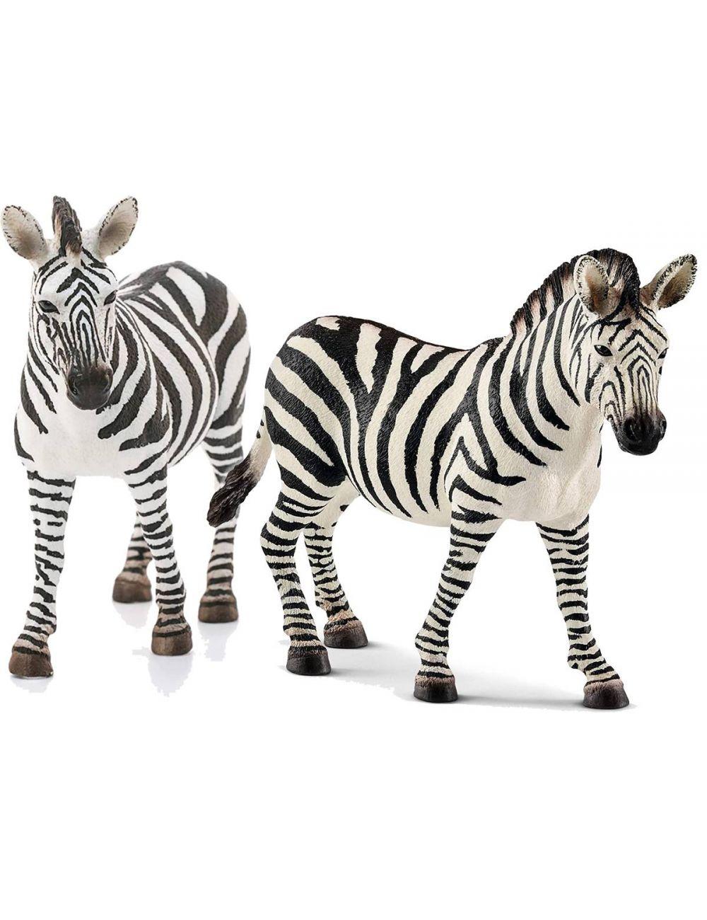 Schleich 14810 Samica Zebry Figurka Wild Life