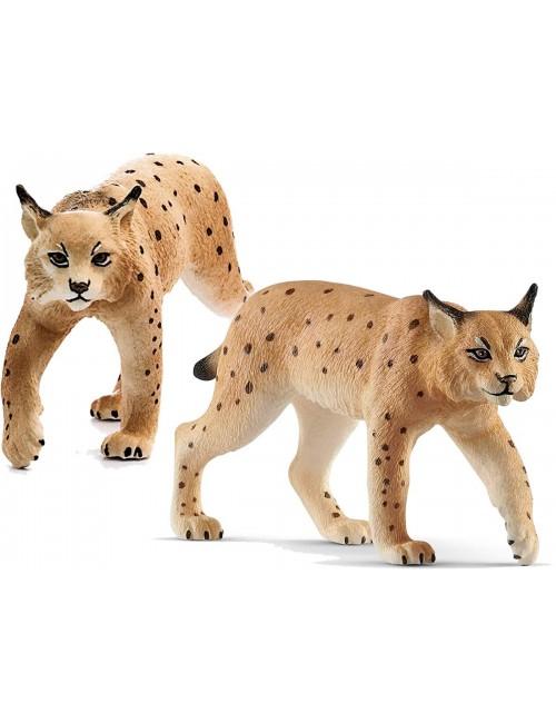 Schleich 14822 Ryś Figurka Wild Life