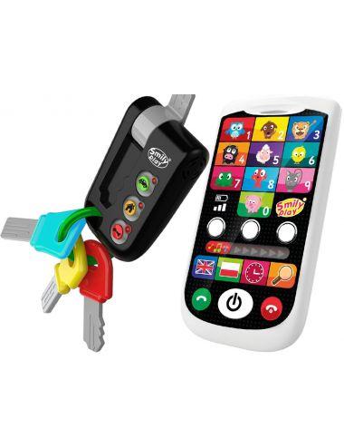 Smily Play Smartfon i Kluczyki Interaktywny Zestaw SP83681