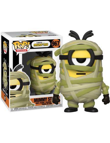 Funko POP! Movies Mummy Stuart Minions Figurka Winylowa 967