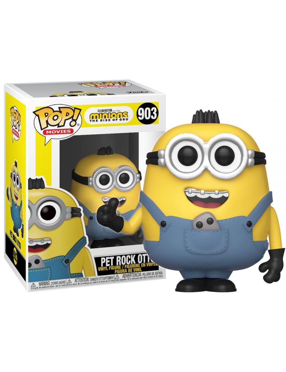 Funko POP! Movies Pet Rock Otto Minions Figurka 903