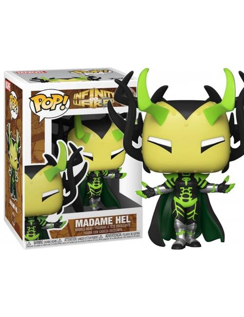 Funko POP! Marvel Madame Hel Infinity Warps Figurka 862