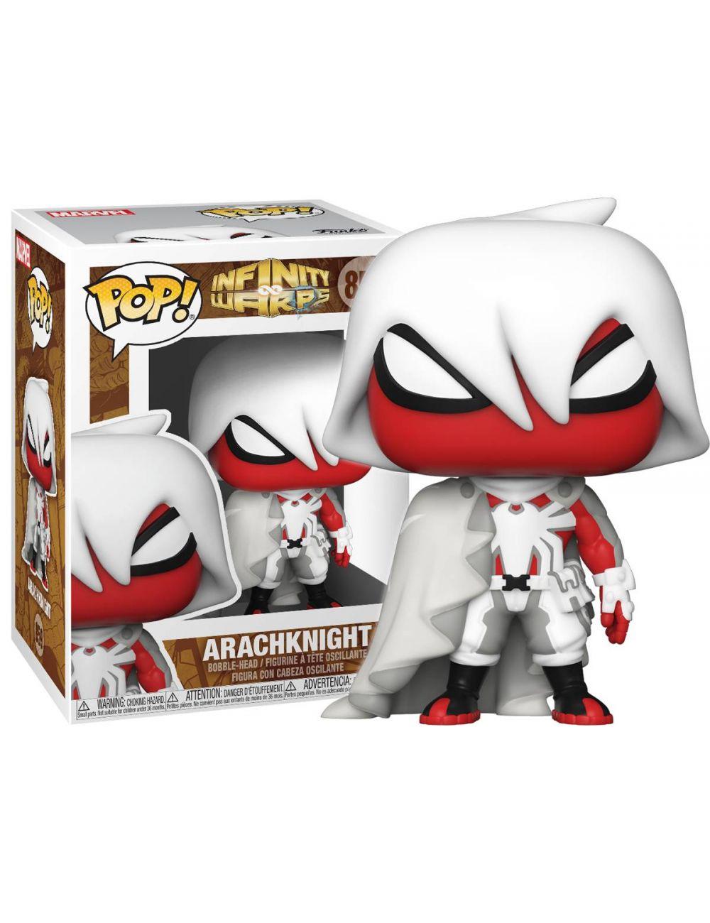 Funko POP! Marvel Arachknight Infinity Warps Figurka 859