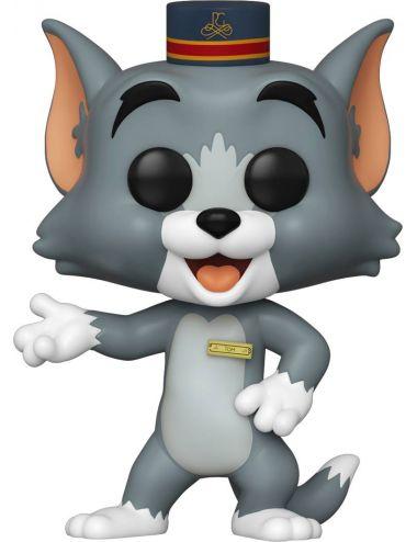Funko POP! Movies Tom Kot Tom & Jerry Figurka Winylowa 1096
