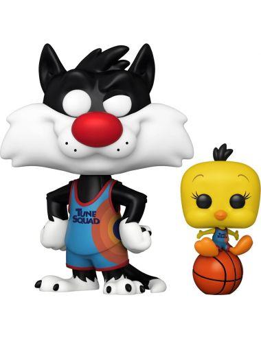 Funko POP! Movies Sylvester & Tweety Space Jam 2 Figurka 1088
