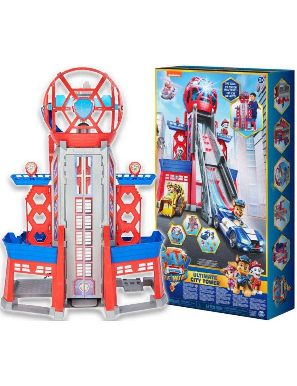 Psi Patrol Mega Baza Wieża z Figurkami 6060353
