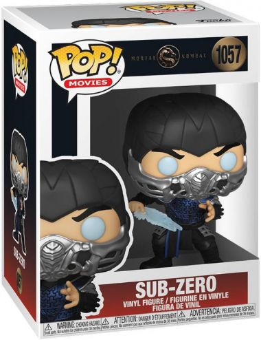 Funko POP! Movies Sub-Zero Mortal Kombat 1057