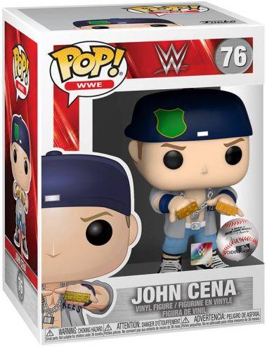 Funko POP! WWE John Cena Figurka Winylowa 76