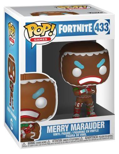 Funko POP! Games Merry Marauder Fortnite Figurka 433