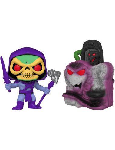 Funko POP! Town Skeletor With Snake Mountain 23