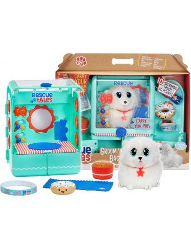 Rescue Tales Salon Piękności Plecak dla Zwierzaka Groom'n Go 657726