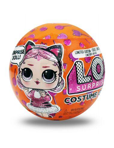 LOL Costume Glam Kula Halloween Baby Cat Kotek Spooky Supreme 578147