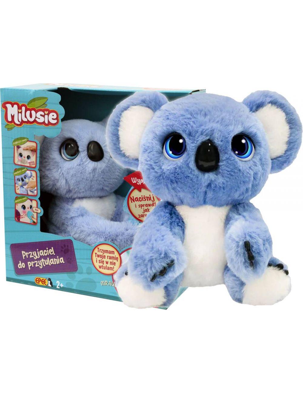 Epee Milusie Koala Interaktywny Pluszak Maskotka 03950