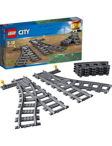 LEGO City Zwrotnice 60238
