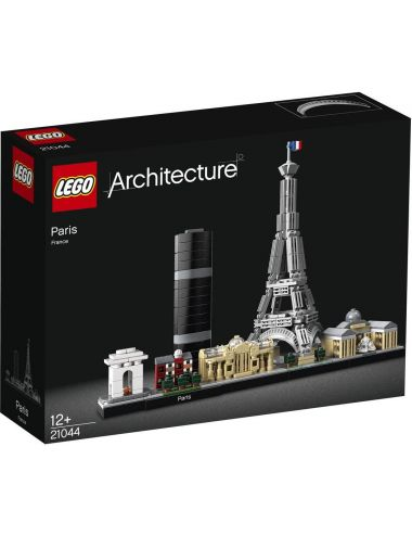 LEGO Architecture Paryż 21044