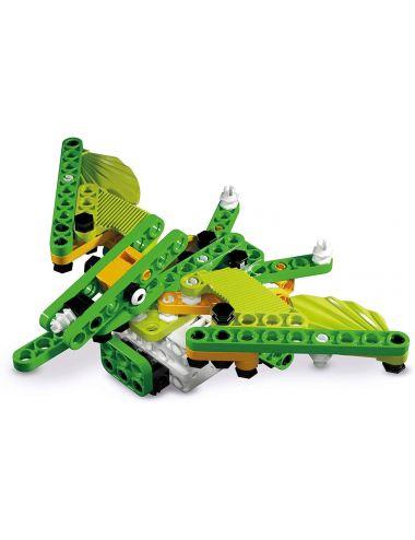 Clementoni Naukowa Zabawa Dinozaury W Ruchu Mechanics Junior 50681