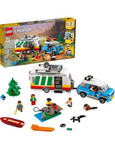 LEGO Creator Wakacyjny kemping z rodziną 3w1 31108