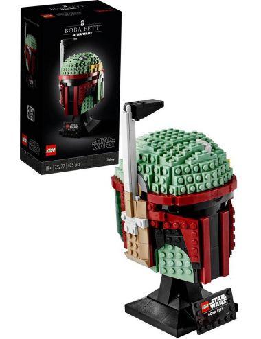 LEGO Star Wars Hełm Boby Fetta 75277