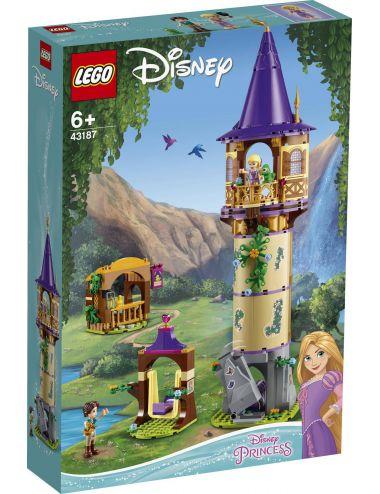 LEGO Disney Wieża Roszpunki 43187