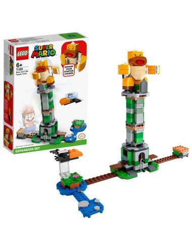 LEGO Super Mario Boss Sumo Bro i przewracana wieża - zestaw dodatkowy 71388