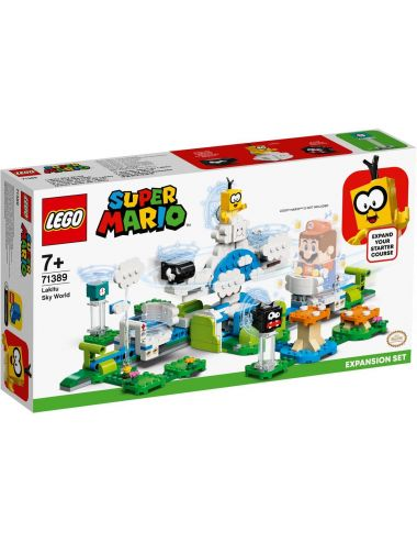 LEGO Super Mario Podniebny świat Lakitu - zestaw dodatkowy 71389