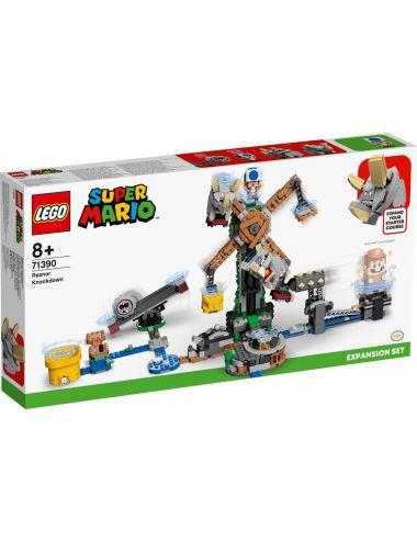 LEGO Super Mario Walka z Reznorami - zestaw dodatkowy 71390