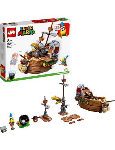 LEGO Super Mario Sterowiec Bowsera - zestaw dodatkowy 71391