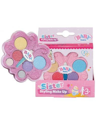 Baby Born Sister Styling Makeup Paletka Do Makijażu 828724