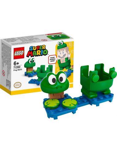 LEGO Super Mario Mario żaba - ulepszenie 71392