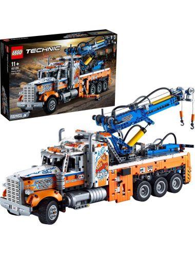 LEGO Technic Ciężki samochód pomocy drogowej 42128