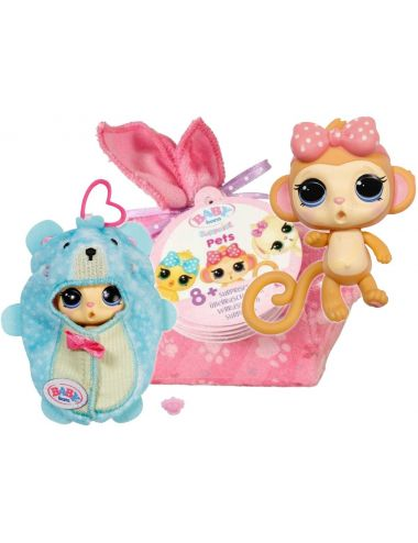Baby Born Surprise Pets Niespodzianka Zwierzątko 904275