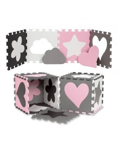 Kidwell Puzzle Piankowe Mata Układanka HAPPY LOVE