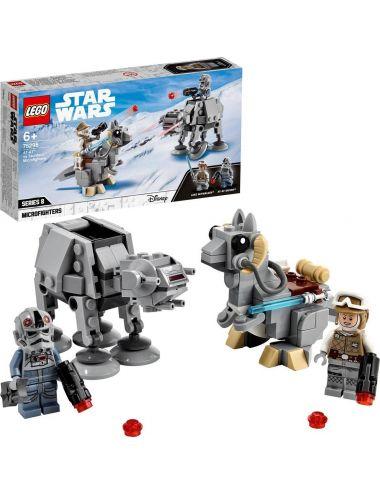 LEGO Star Wars Mikromyśliwce: AT-AT kontra Tauntaun 75298