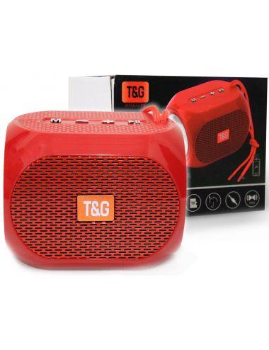 T&G Głośnik Bezprzewodowy Przenośny 4 kolory 538887
