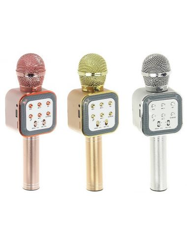 Mikrofon Bluetooth Wielofunkcyjny Mix Kolorów 544536