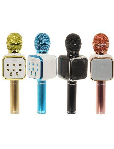 Mikrofon Głośnik Bluetooth Wielofunkcyjny Mix Kolorów 548534