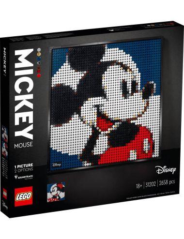 LEGO Disney Disney's Mickey Mouse Myszka Miki 31202