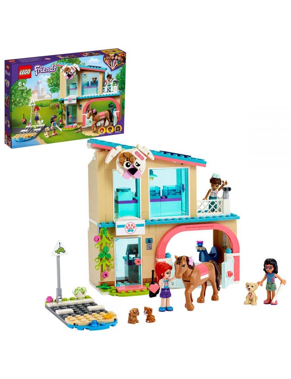 LEGO Friends Klinika weterynaryjna w Heartlake City 41446