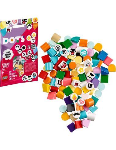 LEGO Dots Dodatki DOTS - seria 4 41931
