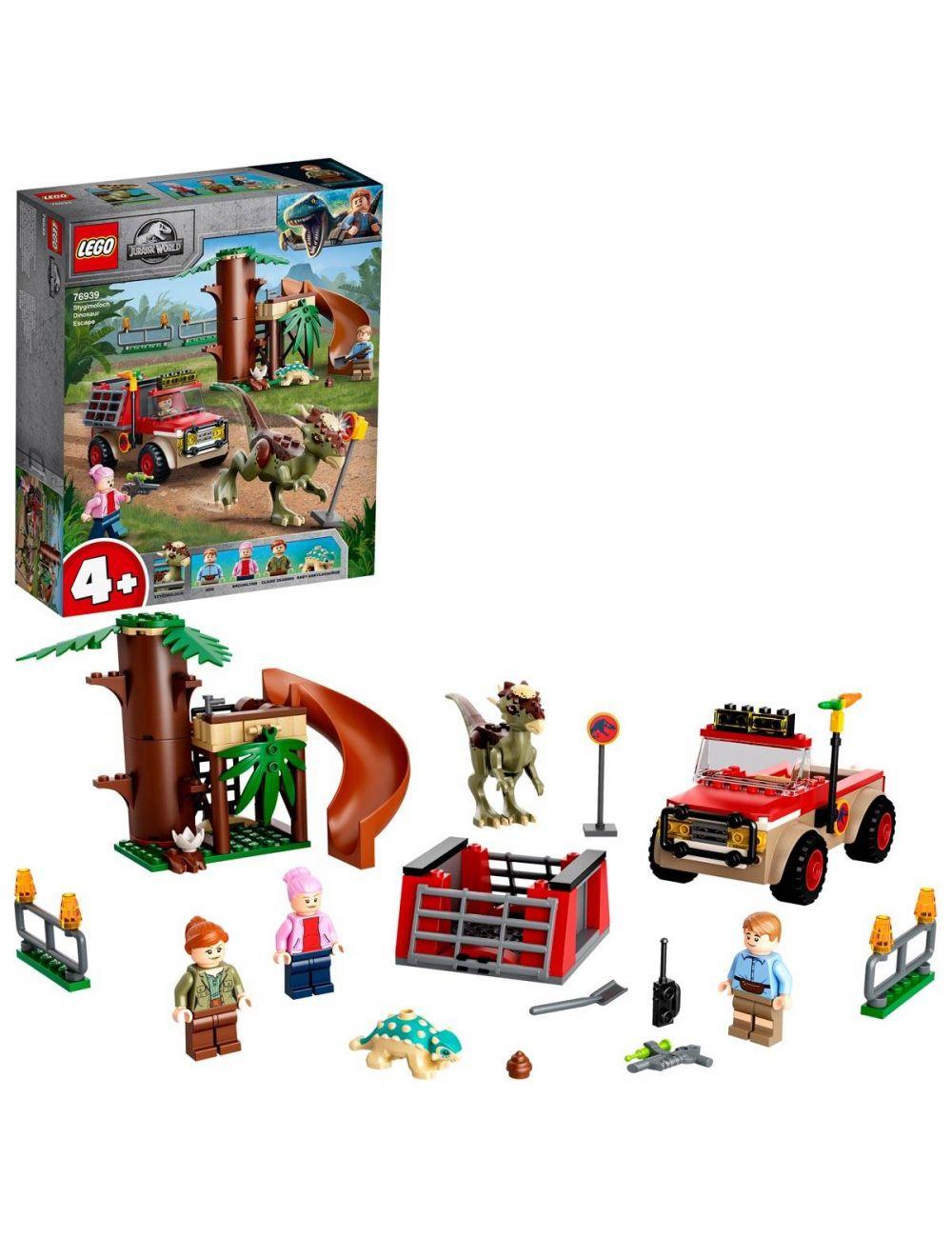 LEGO Jurassic World Ucieczka stygimolocha 76939