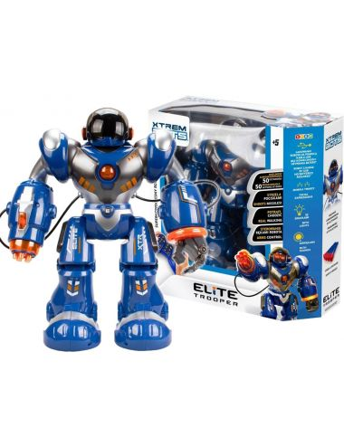 Robot Elite Trooper Bot Xtrem Bots Roboty Do Nauki Programowania 380974