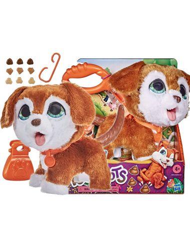 FurReal Poopalots Duże Zwierzaki Piesek Interaktywny Hasbro E8945