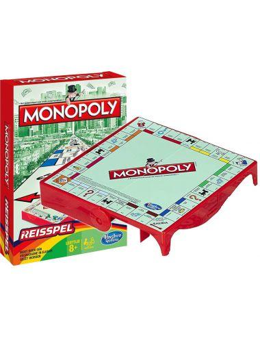 Hasbro Monopoly Grab N Go Gra Planszowa Kieszonkowa B1002
