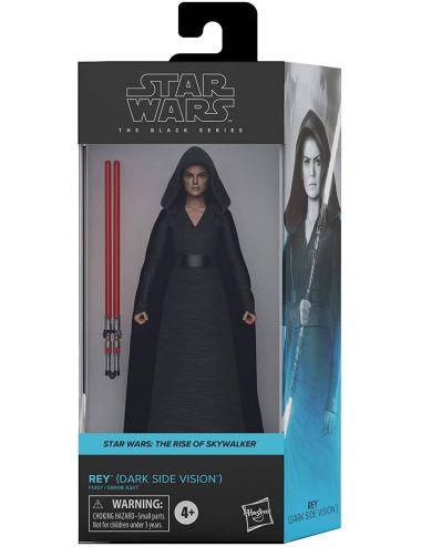 Star Wars The Black Series Mandalorian Rey Figurka Hasbro F1307