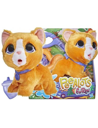 FurReal Peealots Kotek Interaktywny Zwierzak Pluszak Hasbro E8949