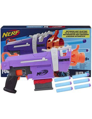 Nerf Fortnite SMG-E Wyrzutnia Blaster Hasbro E8977