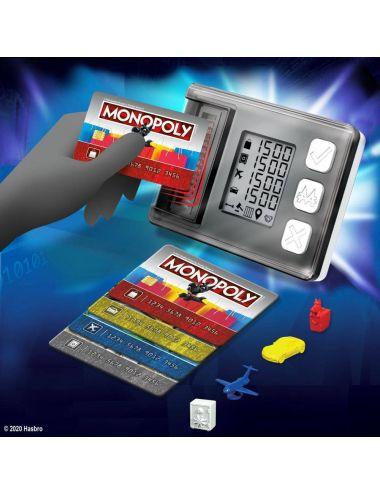 Hasbro Monopoly Electronic Banking Gra Planszowa E8978