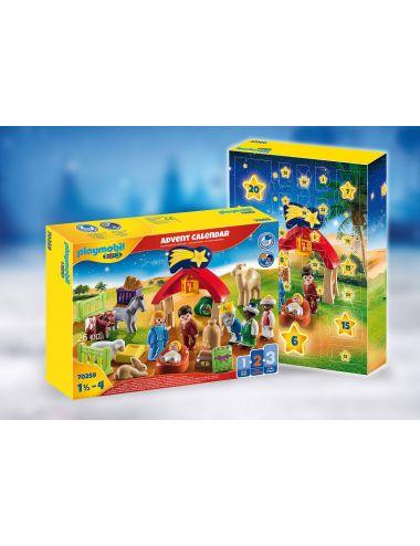 Playmobil 70259 Kalendarz Adwentowy Stajenka Zestaw